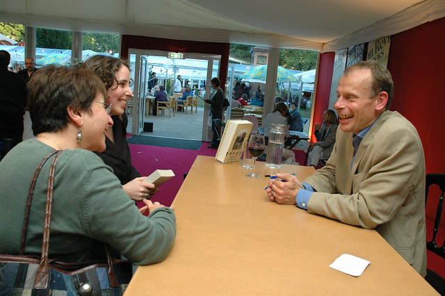 Andrew Marr chats with readers