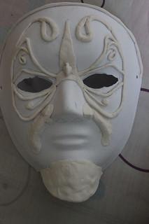 Mask 2 | by saberkite