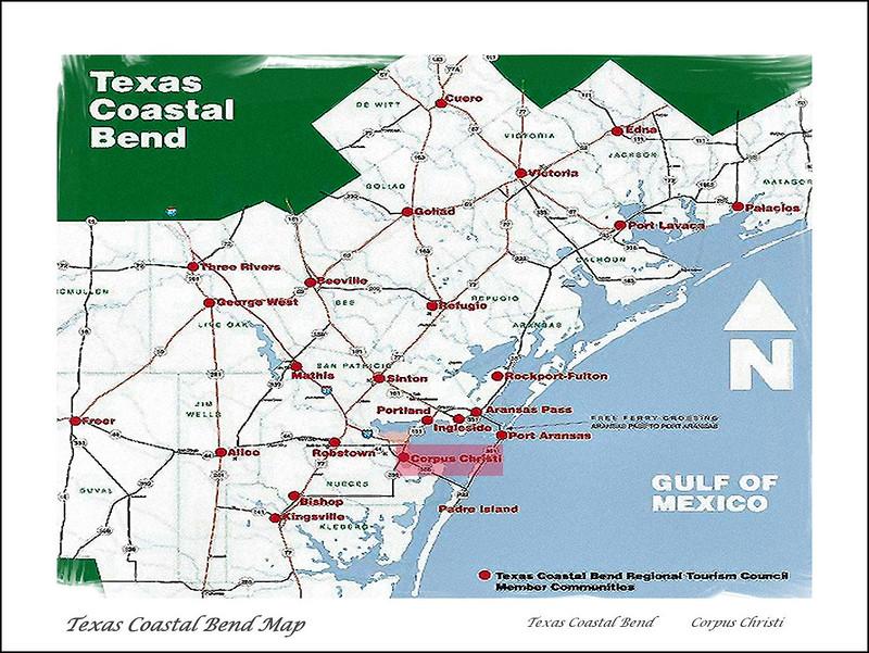 07001-Corpus Christi Map