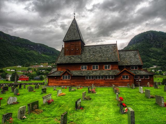 Dark Skies Over Røldal