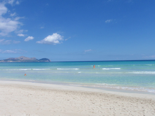 Playa de muro, can picafort 2013 | by nudistblr