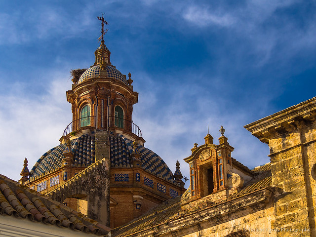 Golden Rooftops of Andalucía