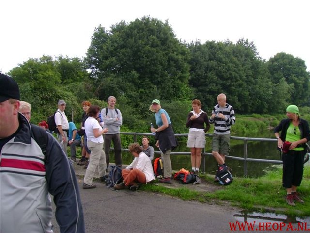 2e dag  Amersfoort 42 km 23-06-2007 (33)