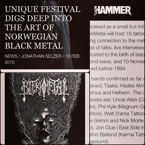 Tattoo font black metal 37 Tattoo