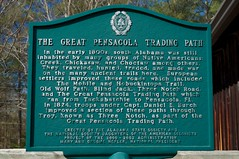 Pioneer Museum of Alabama - Historical Marker