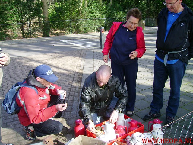 02-03-2008   Zandvoort 20km  De kwallentrappertocht (10)