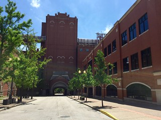 Anheuser-Busch Brewery in St. Louis | by Ben Ramsey