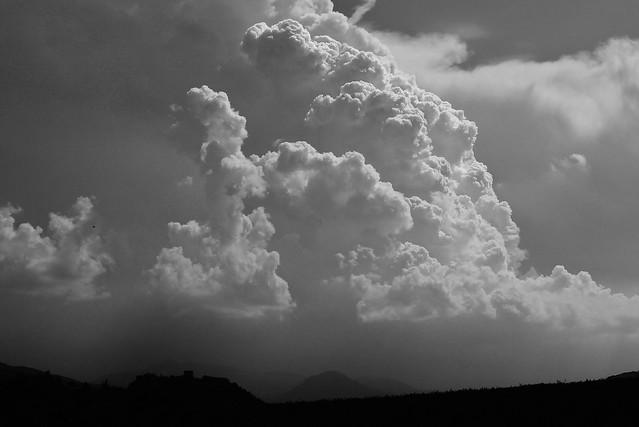 Storm in Val Trebbia