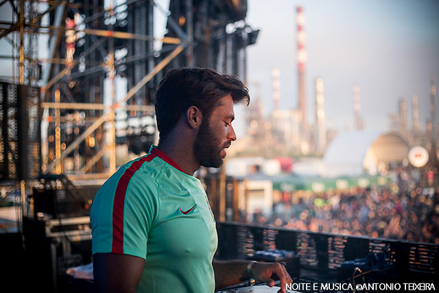 Kura - EDP Beach Party '16