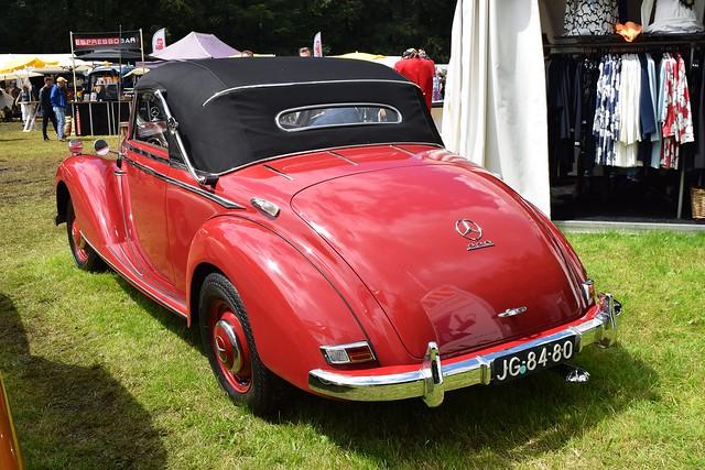 Mercedes-Benz 220 Cabriolet A 1952