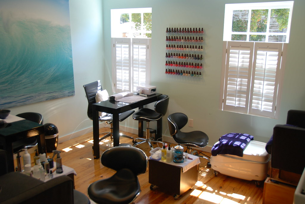 Ocean Wellness Spa: Intimate 2 Station Nail Spa