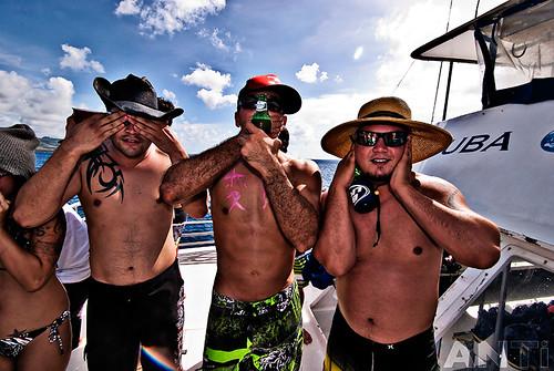 Pat, Jon, & Chauncey