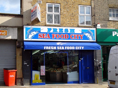 Fresh Sea Food City, Croydon, London CR0 | by Kake .