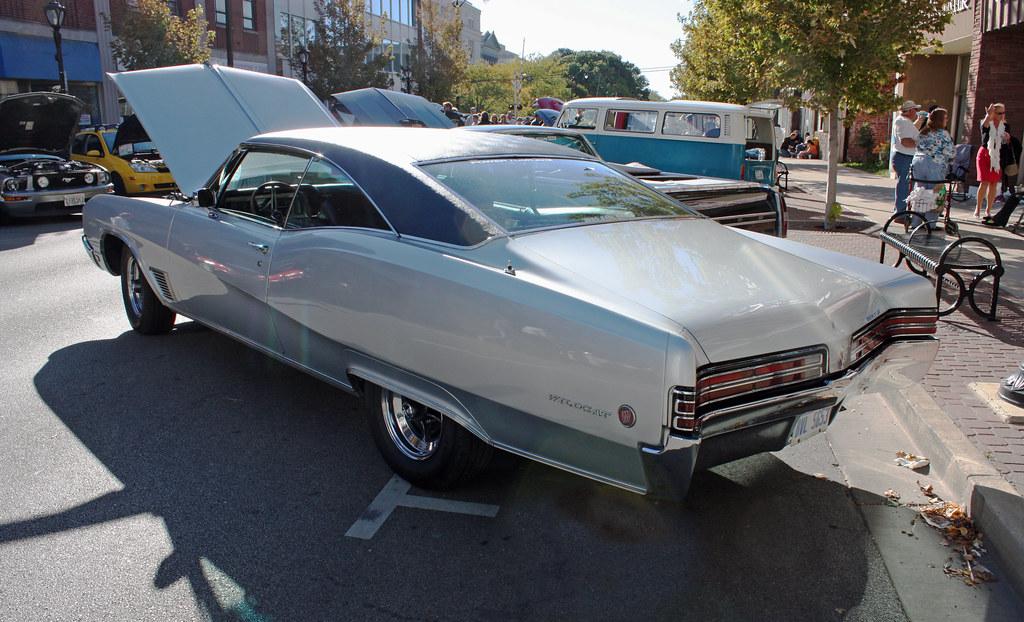 1968 buick wildcat custom 2 door hardtop (7 of 7) photogra 1968 wildcat automatic rwd v8 7 0l gasoline