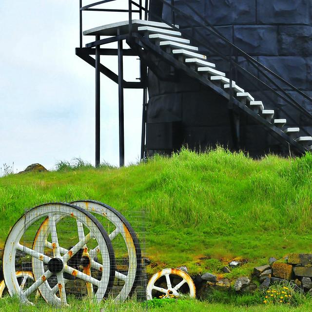 wheels of change . . .