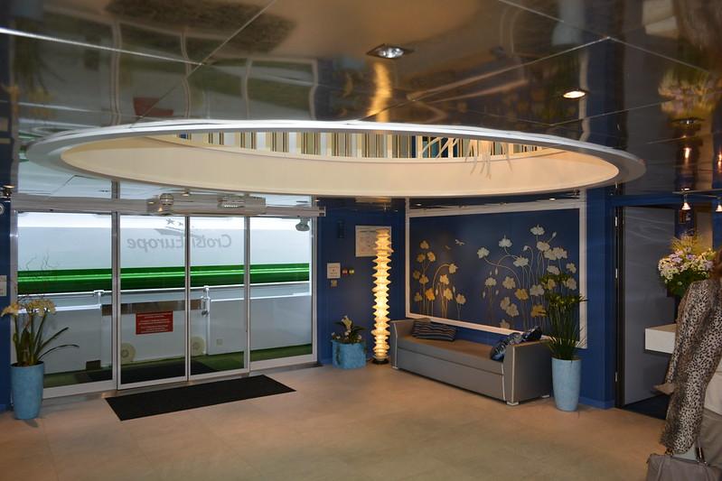 Réception - A bord du MS CYRANO DE BERGERAC - Croisieurope - Bordeaux - 16 mai 2013