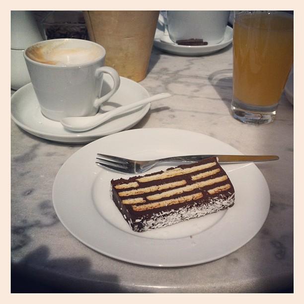 Kalter Hund Deluxe. #sachsen #pirna #kaffee