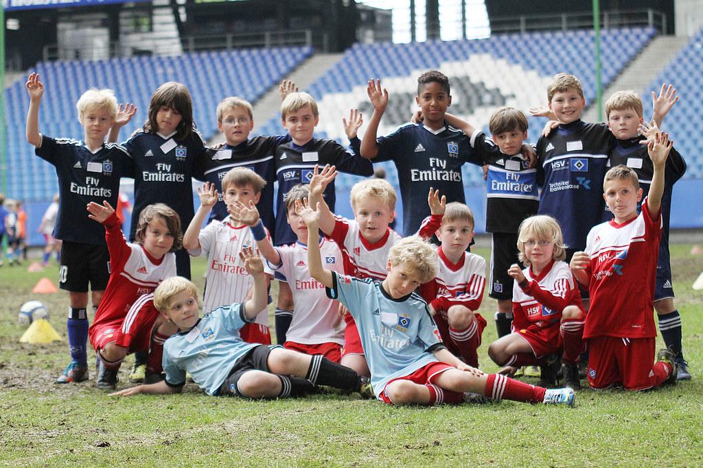 Hsv Fussballschule Bilder