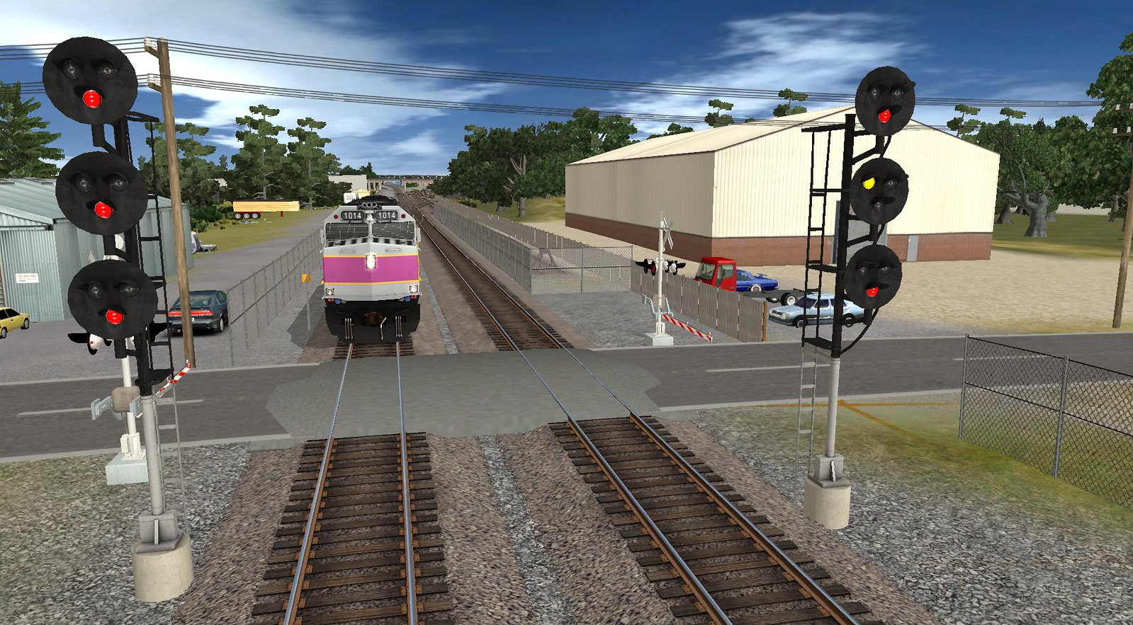 Trainz: MBTA Newburyport / Rockport Line | Flickr