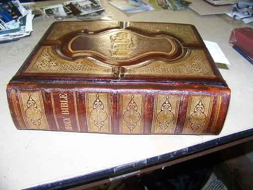 Bible_120312   by Turul Bookbindery, Inc.