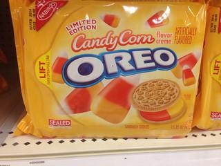 candy corn Oreo?!?!   by jencu