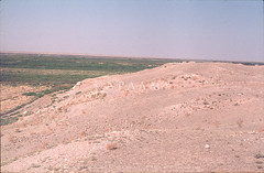 Soura - North rampart Castellum