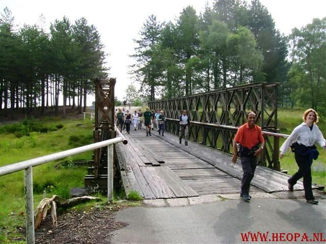 1e dag Amersfoort  40 km  22-06-2007 (18)