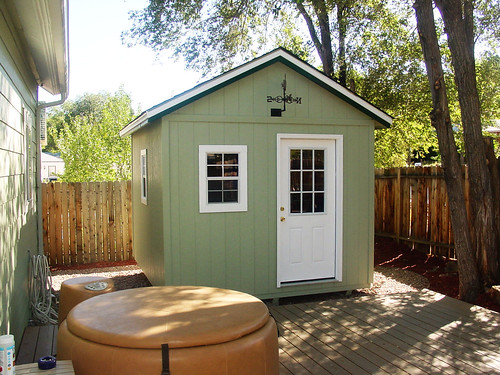 Superior 8 King Ranch Sunset Sheds And Garages