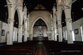 Sri Lanka. Colombo. Christ Church.