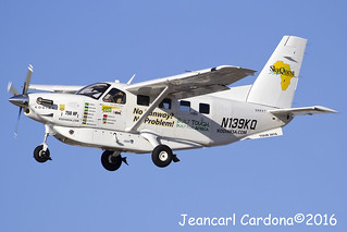 Private Quest Aircraft Kodiak 100 'N139KQ' LMML