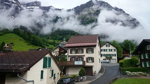 Utsikt fra Hotellrommet hos Unique Bed and Breakfast | by jarleheed