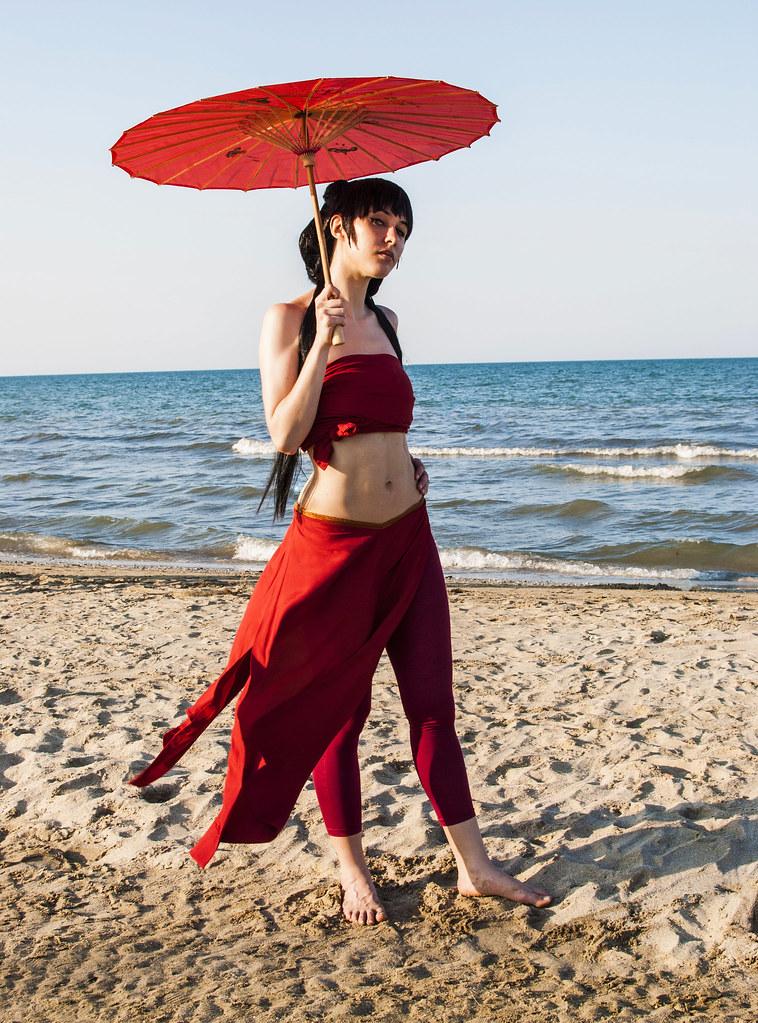 Sunset - Mai (Avatar: The Last Airbender)   Photographer: Th