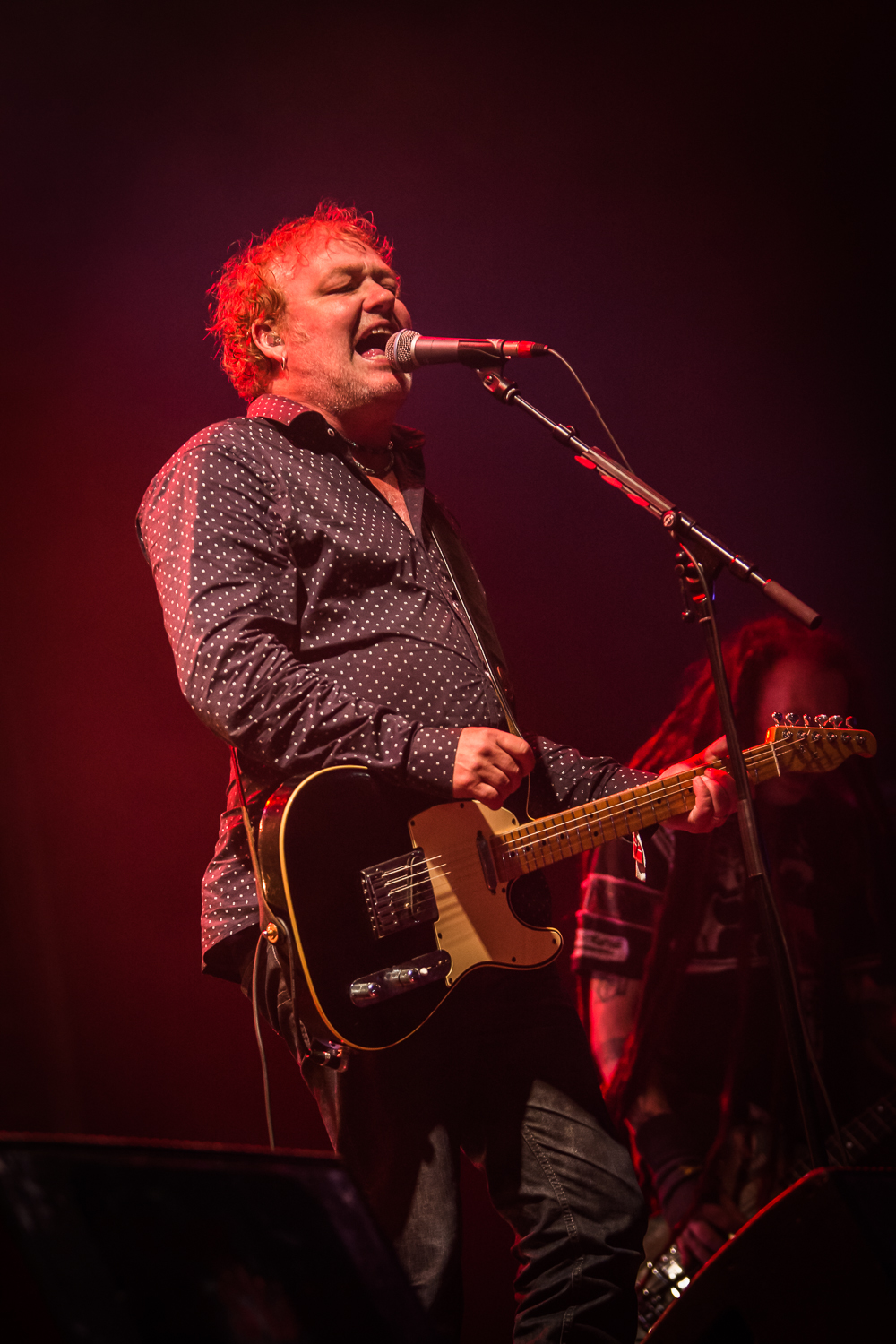 The Levellers @ Genk On Stage 2016 (© Timmy Haubrechts)