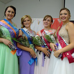 2016 1st Runnerup Queen Gina Massaro & 1st Runnerup Teen Queen Riah Evans. 2016 2nd Runnerup Teen Queen Dreylynn Schertz & 1st Runnerup Queen Kaci Schiber 2
