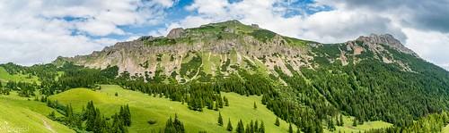panorama austria österreich location berge landschaft steiermark sonstige eisenerzeralpen leobenumgebung