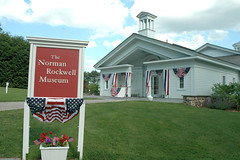 Norman Rockwell Museum- July 4th