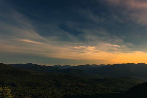 longexposure sunset usa newyork clouds day unitedstates cloudy adirondacks summit canonef1740mmf4lusm keene keenevalley nd110 bigcrow canoneos5dmarkii hazylandscape