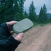 "Very green rock in Montana, at ""Cino Eroica"" gourmet tour"