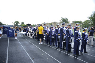 Marian Season Opening Football Game | 8-31-2013 | Marian ...