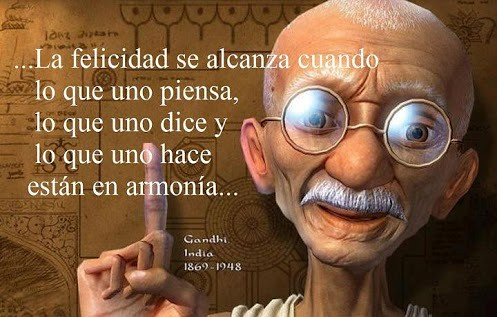 Frases Gandhi Imagenes Motivaciones De Vida 288 Frases Mot
