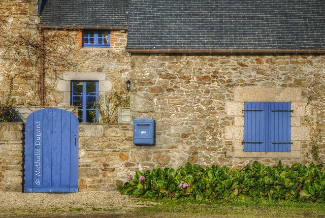 Le charme breton...