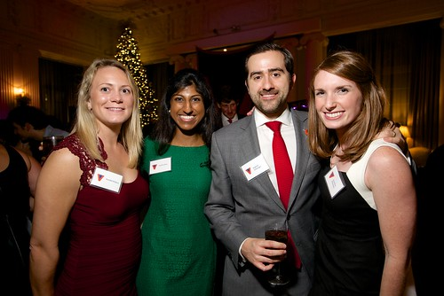 Mr. Jefferson's Holiday Party 2013 | by Virginia Club of NYC