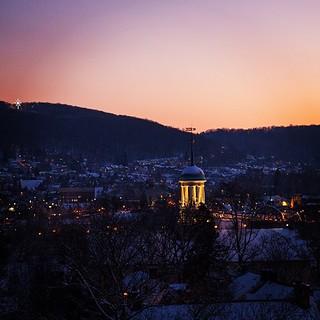 Merry Christmas, Lehigh Valley. #bethlehem #igbethlehem #lehighvalley #iglehighvalley #christmascityusa #christmas #xmas #pennsylvania | by Discover Lehigh Valley, PA