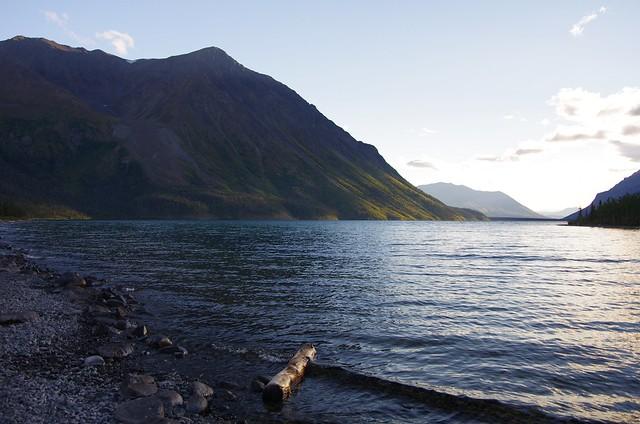 Kathleen Lake(Kluane NP), Yukon