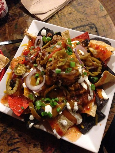 Nachos at Yellow Dog Eats | by popthestack