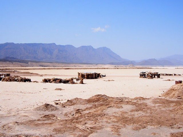 Lowest Point in Africa (155 m b.s.l)