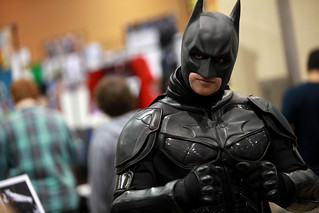 Batman cosplayer | by Gage Skidmore