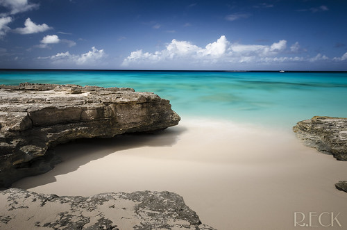 project odyssey travel turks caicos longexposure beach beautiful vibrant ocean turqoise water tropics international landscape nature skies russell eck amanyara shore sea rock seaside coast outdoor bay sand formation color nikon blue waterfront beachfront tropical
