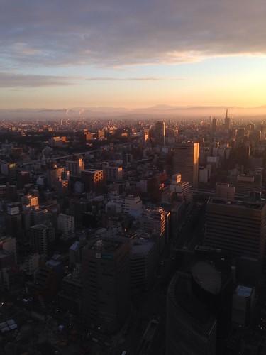 japan sunrise nagoya 日本 名古屋 uploaded:by=flickrmobile flickriosapp:filter=nofilter