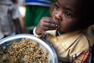WFP nutrition program | by UNAMID Photo